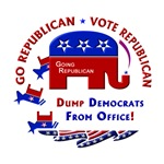 Dump Democrats From Office