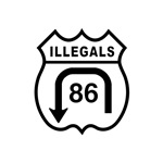 Illegals U-Turn 86