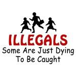 Minuteman Illegals Dying