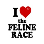 I Love The Feline Race
