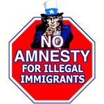 No Amnesty Illegal Immigrants