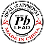 Made In China: Contains Lead