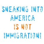Sneaking Into America