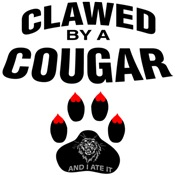 Clawed By A Cougar (And I Ate It)