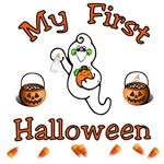 Halloween Baby - My First Halloween Baby Shirts &
