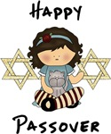 Happy Passover Girl