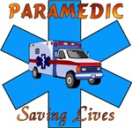 Paramedics Saving Lives Gifts & T-Shirts!