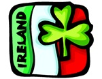 Ireland Flag of Irish Heritage for St Patricks Day