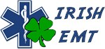 Irish EMT Star of Life Apparel and Gifts