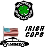 Irish Police Officers Celebrate St Patricks Day!