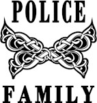 Police Family Tattoo