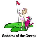 Goddess of Golf