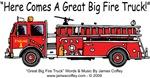 Great Big Fire Truck!