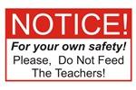 Notice / Teachers