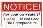 Notice / Entrepreneur