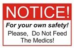Notice / Medics