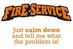 Fire Service / Problem