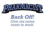 Pharmacist / Back Off
