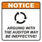 Auditor / Argue
