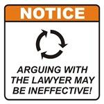 Lawyer / Argue
