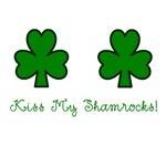 Kiss My Shamrocks!