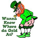 Where da Gold At?