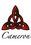 Clan Cameron Celtic Knot