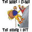 Funny Rock Climbing T-Shirt & Gifts