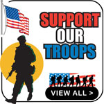Support Our Troops T-Shirts Support Troops T-Shirt