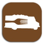 Food Truck: Side/Fork (Brown)