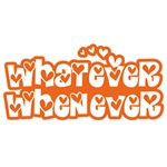 Whatever Whenever 01_Orange