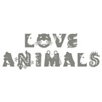 Love Animals_Gray