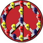 peace skulls