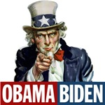 Obama Biden Uncle Sam 2012