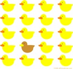 One of These Ducks!
