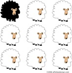 One of These Sheep!