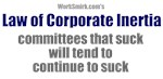 Committees Suck