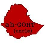 ah-GOHT, Uncle in Amharic (Ethiopia)
