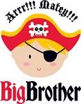 Blonde Hair Pirate Big Brother
