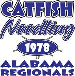Catfish Noodling Alabama Regionals