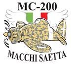Mc-200 macchi saetta