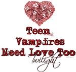 Twilight Teen Vampires Need Love Too