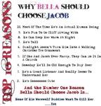 Bella and Jacob