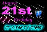 birthday 21 today