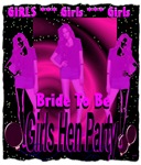 hen night bride to be