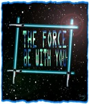 the force be with you art illustration