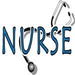 Nurse, blue