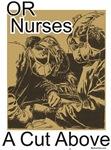 OR nurse, tan