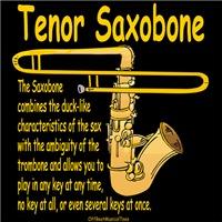 Tenor Saxobone