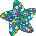 Floral Star Flower